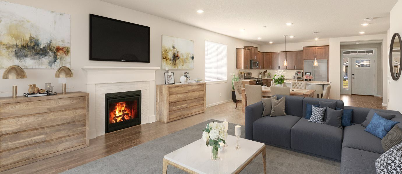 Living Area featured in the Trenton By Lennar in Portland-Vancouver, OR