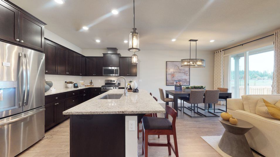 Kitchen featured in the Endicott By Lennar in Portland-Vancouver, OR