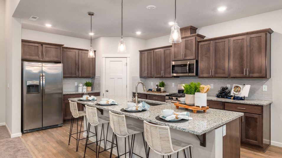 Kitchen featured in the Cameron By Lennar in Portland-Vancouver, OR
