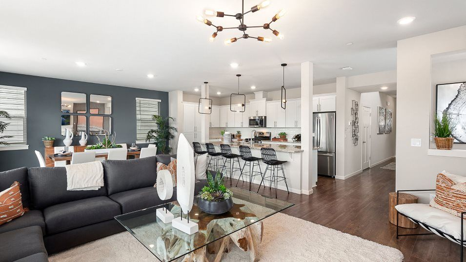 Living Area featured in the Ashland By Lennar in Portland-Vancouver, OR