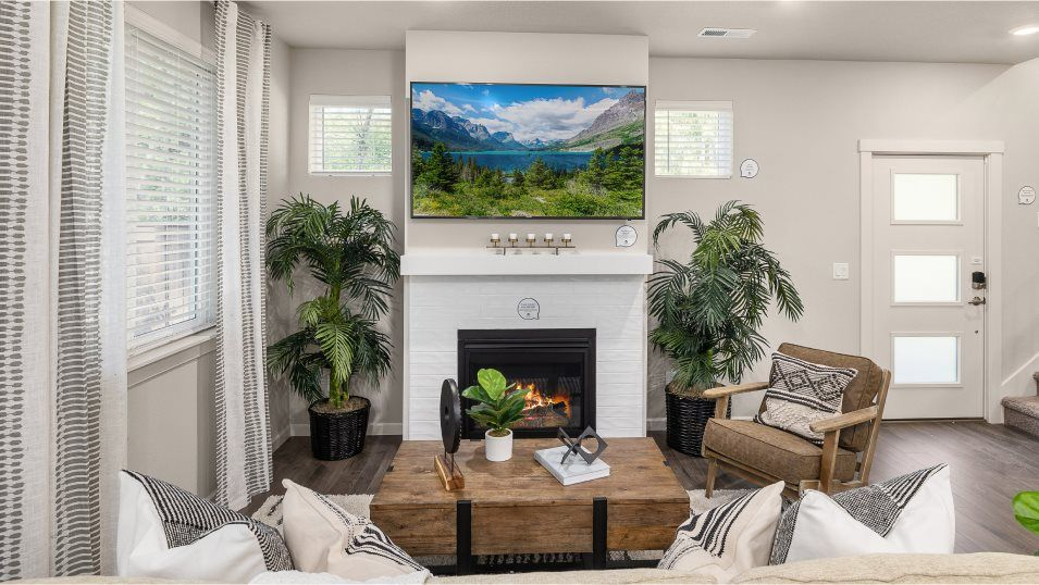 Living Area featured in the Iris By Lennar in Portland-Vancouver, OR