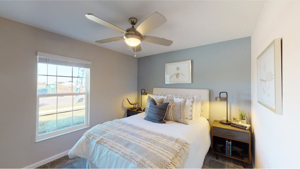 Bedroom featured in the Dover By Lennar in Lakeland-Winter Haven, FL