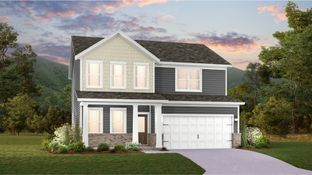 Hamilton - Harvest Point - Classic Parks Collection: Spring Hill, Tennessee - Lennar