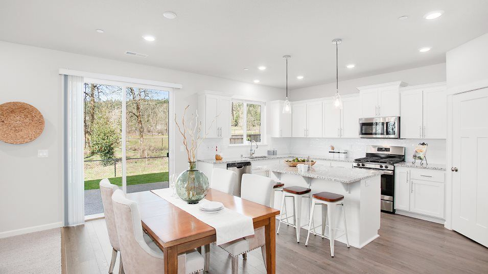 Kitchen featured in the Hickory By Lennar in Portland-Vancouver, WA