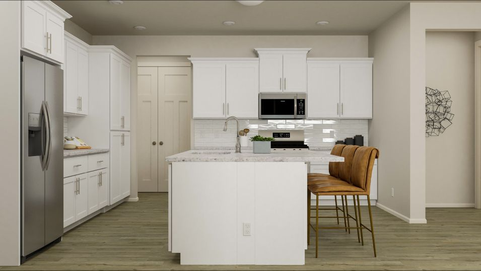 Kitchen featured in the Carlton By Lennar in Portland-Vancouver, WA