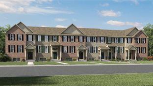 Amherst - Prairie Commons - Urban Townhomes: Batavia, Illinois - Lennar