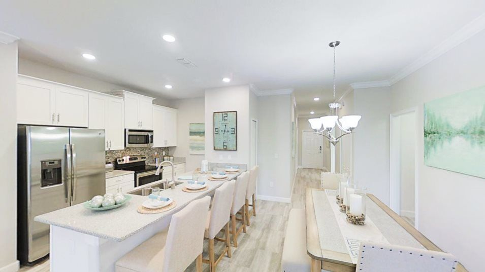 Kitchen featured in the Royale Palm By Lennar in Lakeland-Winter Haven, FL