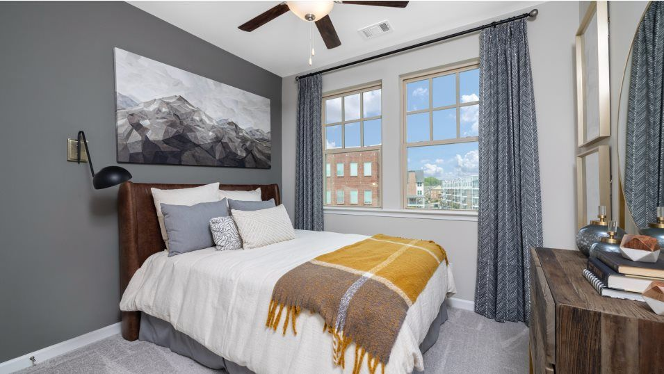 Bedroom featured in the Lainston By Lennar in Atlanta, GA