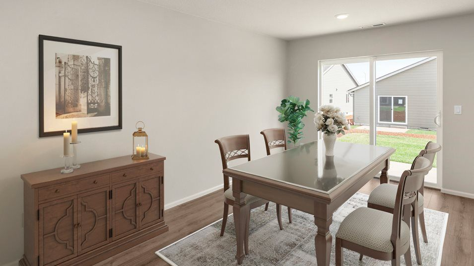 Living Area featured in the Everett By Lennar in Salem, OR