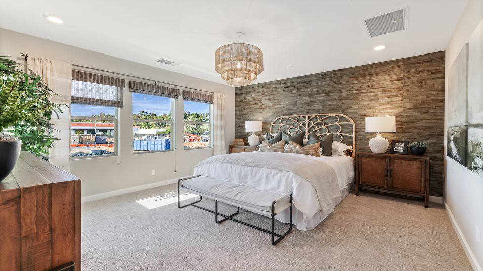 Bedroom featured in the Residence 3 By Lennar in San Diego, CA