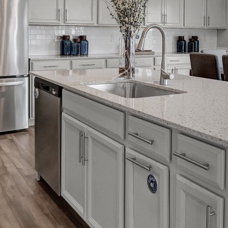 Kitchen featured in the Rockwell By Lennar in Indianapolis, IN