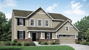 Rockwell - Springbrook - Springbrook Cornerstone: Pendleton, Indiana - Lennar