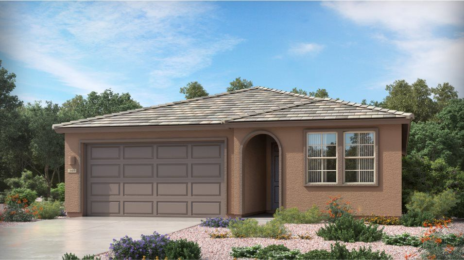 Exterior featured in the Mesquite By Lennar in Tucson, AZ