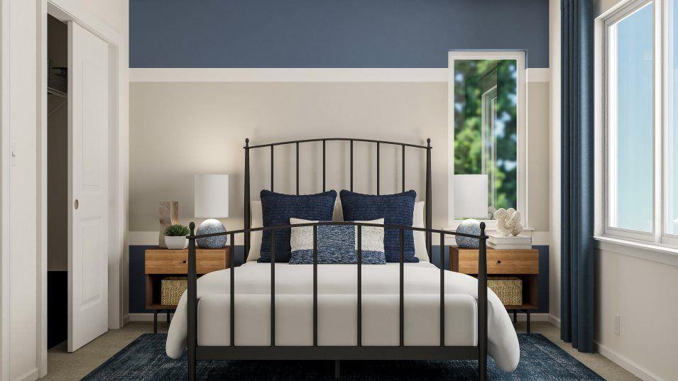 Bedroom featured in the Yarrow By Lennar in Seattle-Bellevue, WA