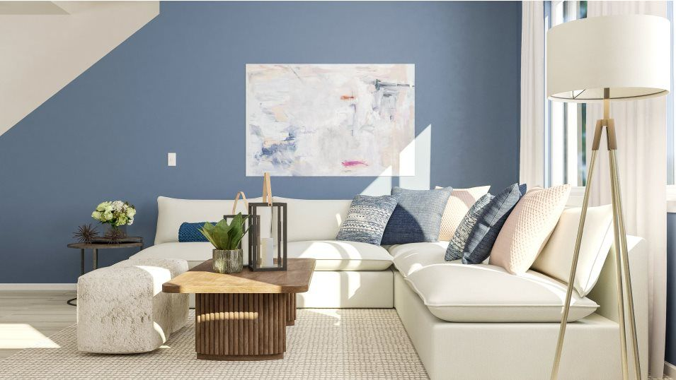 Living Area featured in the Yarrow By Lennar in Seattle-Bellevue, WA