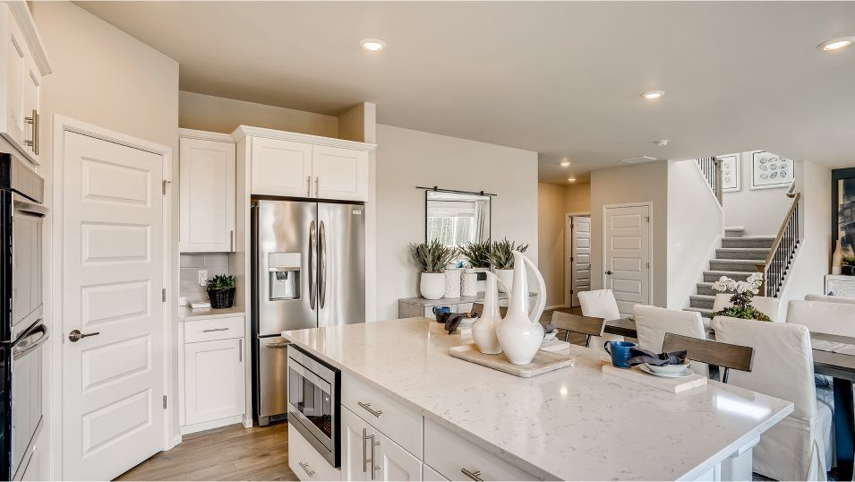 Kitchen featured in the Davenport By Lennar in Seattle-Bellevue, WA