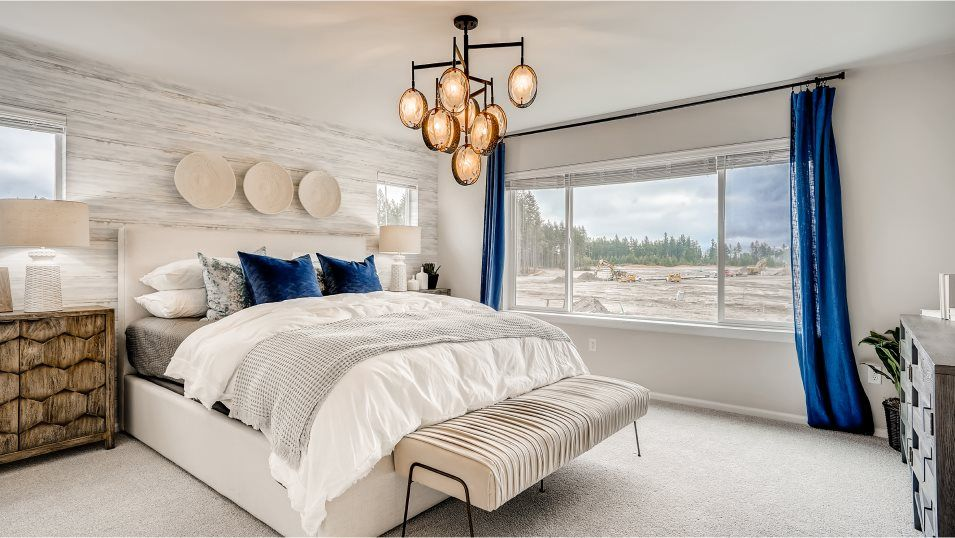 Bedroom featured in the Davenport By Lennar in Tacoma, WA