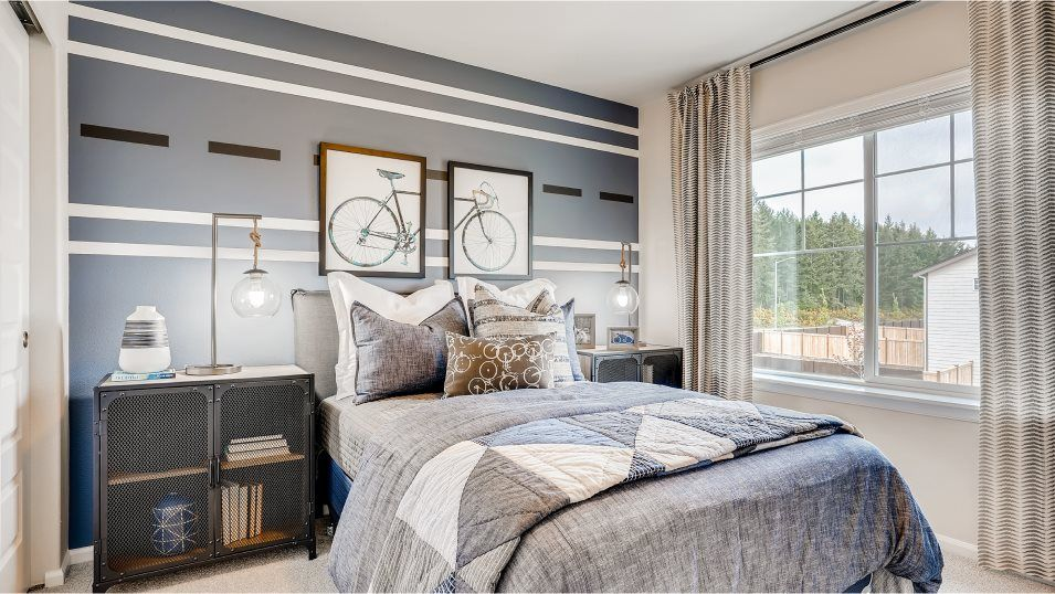Bedroom featured in the Davenport 3-Car By Lennar in Tacoma, WA