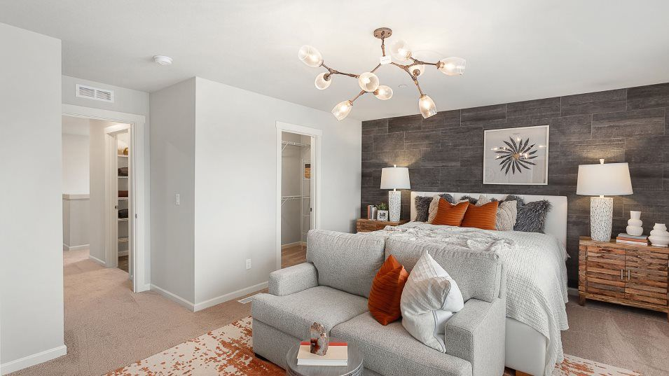 Bedroom featured in the Ashland By Lennar in Portland-Vancouver, WA