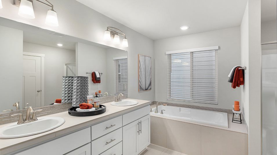 Bathroom featured in the Ashland By Lennar in Portland-Vancouver, WA