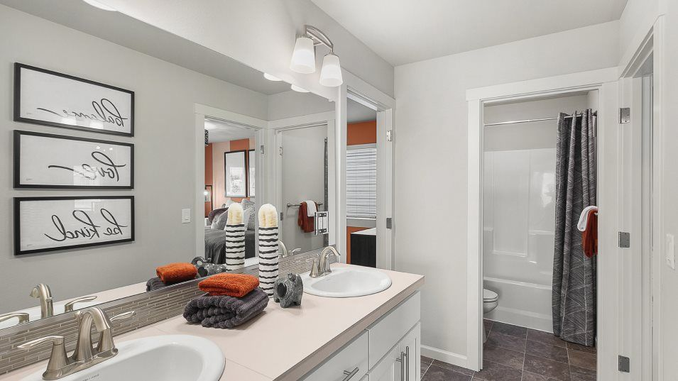Bathroom featured in the Ashland By Lennar in Portland-Vancouver, OR