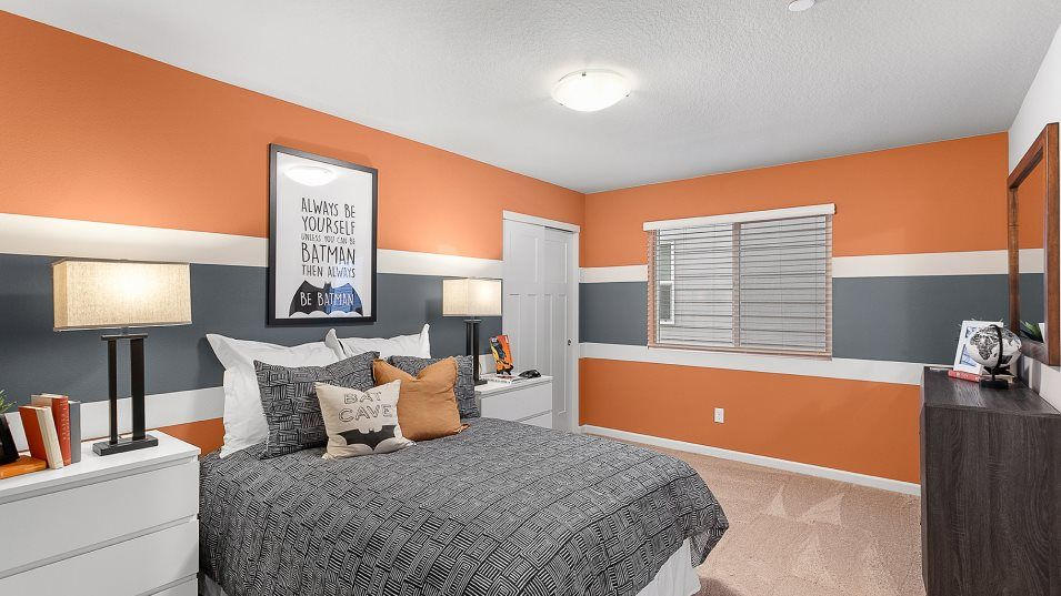 Bedroom featured in the Ashland By Lennar in Portland-Vancouver, OR