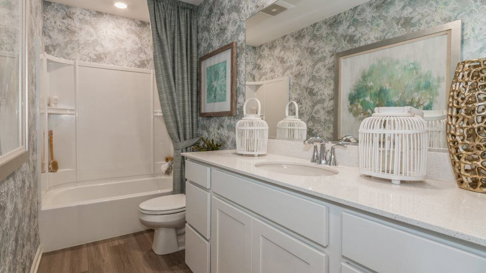 Bathroom featured in the Chelsea By Lennar in Chicago, IL