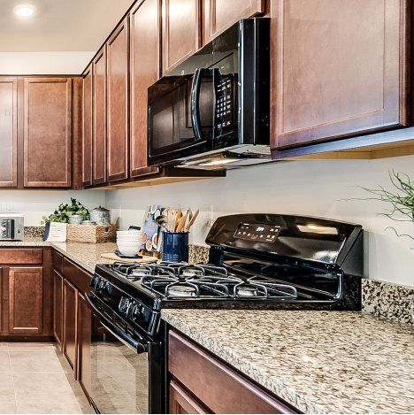 Kitchen featured in the Mesquite By Lennar in Tucson, AZ