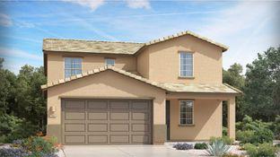 Desert Willow - Rocking K - Silver Ridge: Tucson, Arizona - Lennar