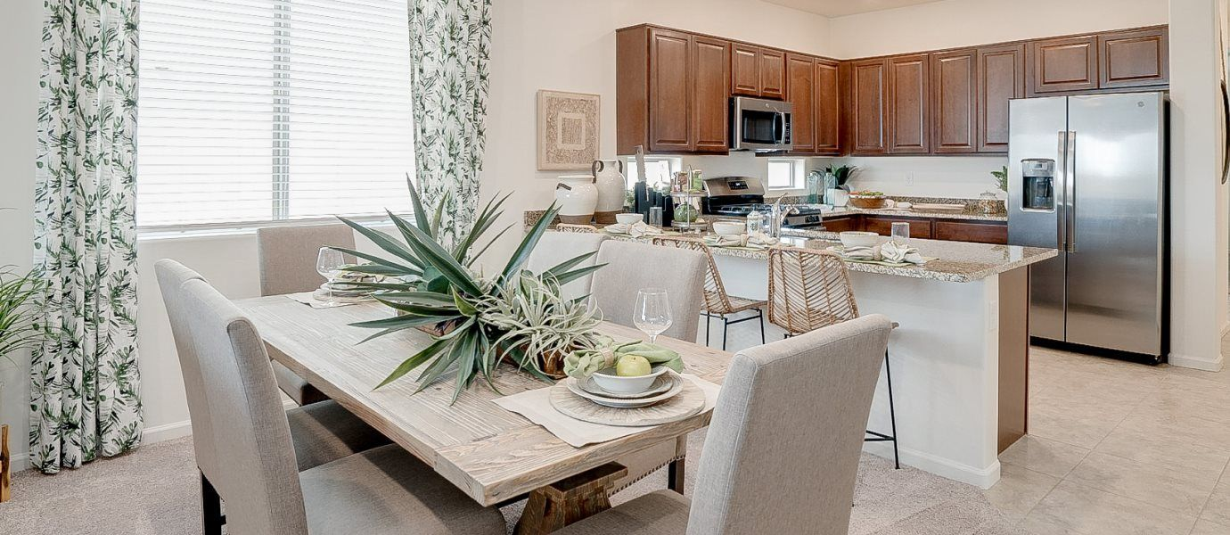 Kitchen featured in the Ocotillo By Lennar in Tucson, AZ