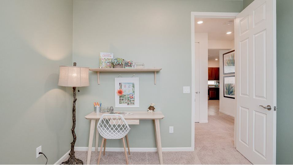 Living Area featured in the Ocotillo By Lennar in Tucson, AZ