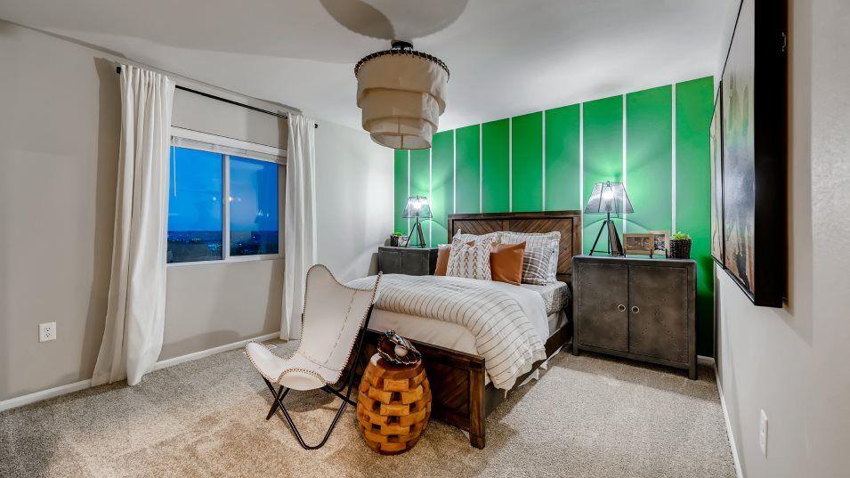 Bedroom featured in the Bainbridge By Lennar in Bremerton, WA
