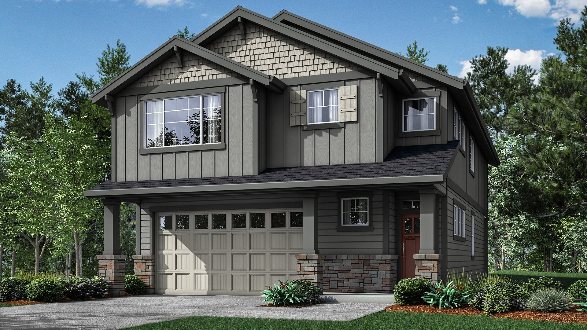 Exterior featured in the Magnolia By Lennar in Portland-Vancouver, OR