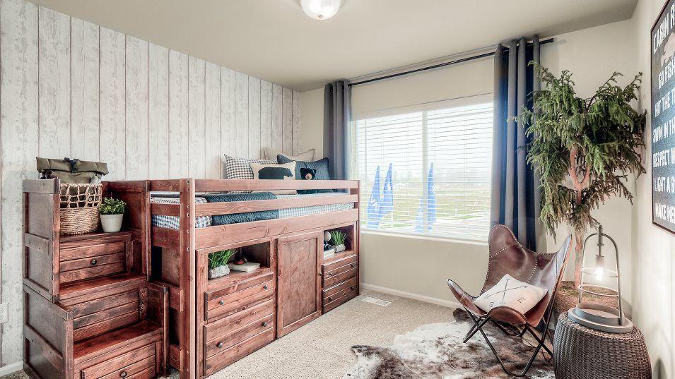 Bedroom featured in the Stevenson By Lennar in Seattle-Bellevue, WA