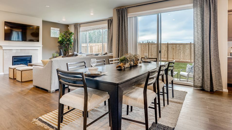 Living Area featured in the Stevenson By Lennar in Seattle-Bellevue, WA