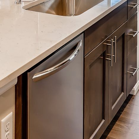 Kitchen featured in the Meridian By Lennar in Tacoma, WA