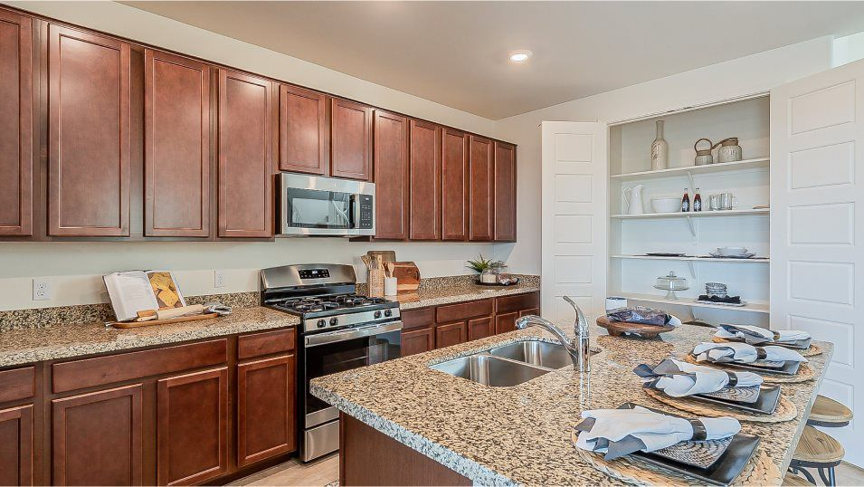 Kitchen featured in the Palo Verde II By Lennar in Tucson, AZ