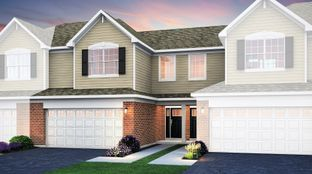 Charlotte - Legend Lakes Townhomes: McHenry, Illinois - Lennar