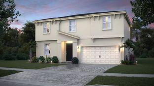 Raleigh - Everlands - Edgewood: Palm Bay, Florida - Lennar