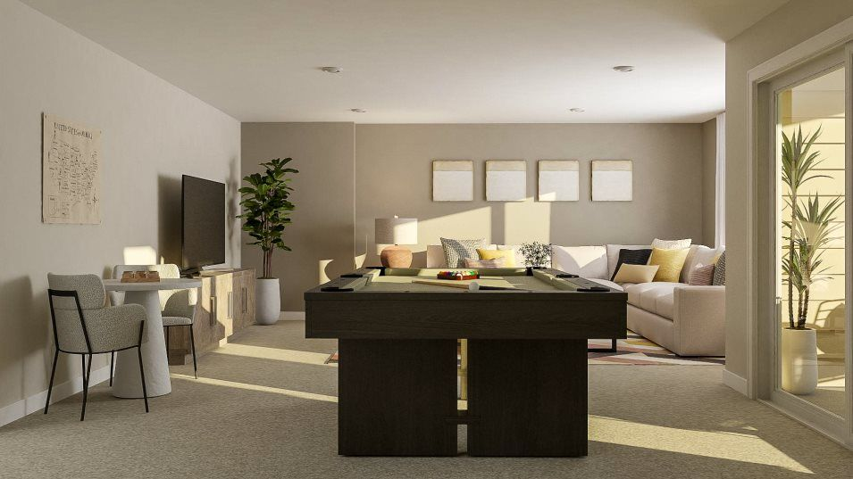 Living Area featured in the Bailey By Lennar in Seattle-Bellevue, WA