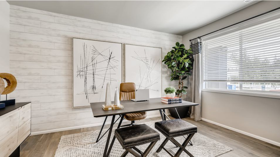 Living Area featured in the Gregory By Lennar in Tacoma, WA