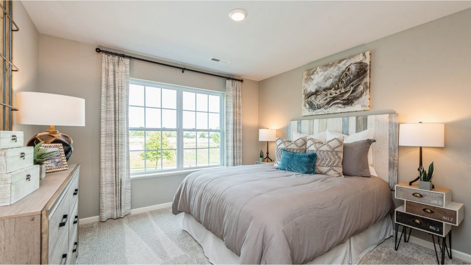 Bedroom featured in the Darcy By Lennar in Chicago, IL