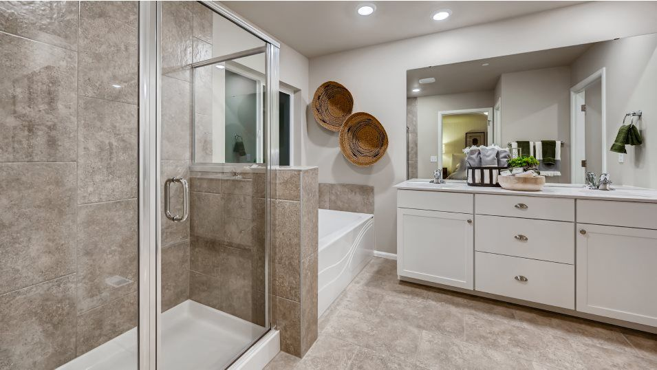 Bathroom featured in the Bainbridge By Lennar in Bremerton, WA