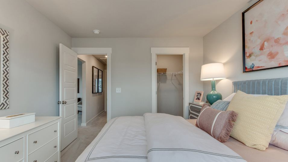 Bedroom featured in the Yosemite By Lennar in Nashville, TN