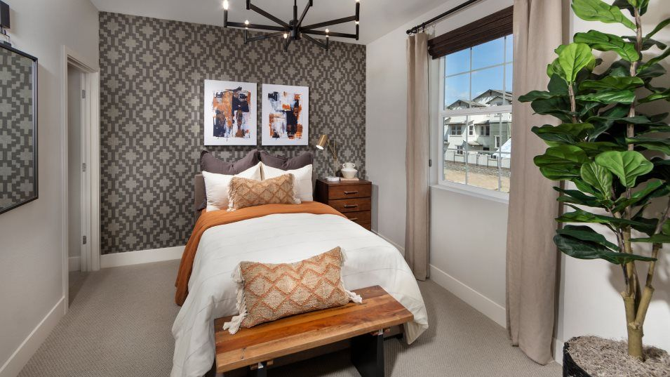 Bedroom featured in the RESIDENCE FOUR A By Lennar in Oakland-Alameda, CA