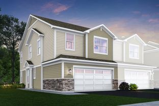 Darcy - Crossings of Mundelein - Traditional Townhomes: Mundelein, Illinois - Lennar