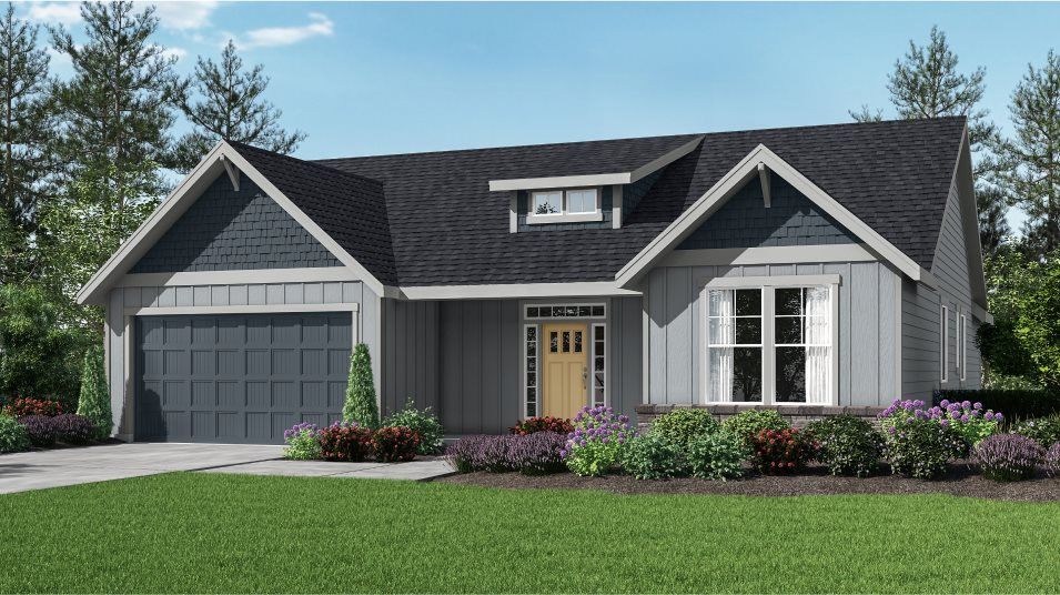 Exterior featured in the Buckner By Lennar in Portland-Vancouver, OR