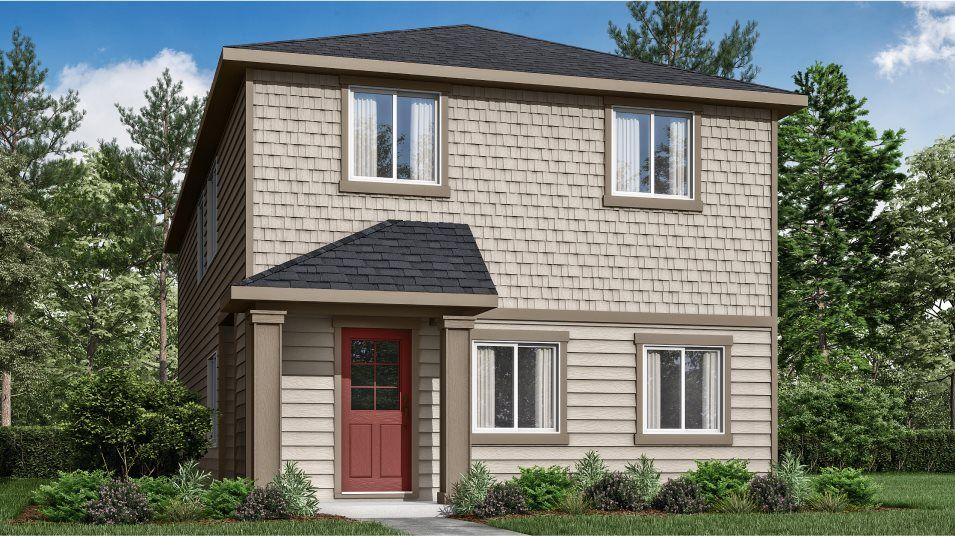 Exterior featured in the Cassidy By Lennar in Salem, OR