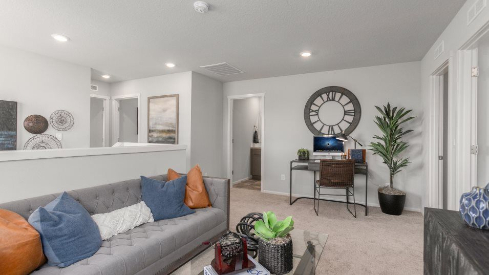Living Area featured in the Cassidy By Lennar in Salem, OR