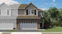 Stonegate Duplex by Lennar in Chicago Illinois